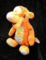 sooooo weicher Tigger / Tiger von Winnie Pooh / Puuh mit Blumenmuster