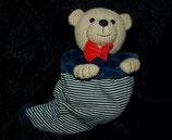 Sterntaler Spieluhr Teddy  in Mütze