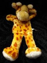 Sparkasse  / Volksbank Giraffe als Handpuppe