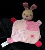 Babydream / ROSSMANN Schmusetuch Hase rosa
