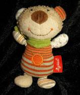 SIGIKID Greifling  Bär aus der Organic Collection *RAR*
