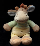 Nicotoy / Baby Club Schmuser Giraffe Kuh Pferd