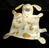 Nicotoy / Baby Club Schmusetuch Kuh  / Hund
