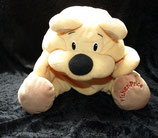 Fisher Price 1993 RUMPLE Teddy Bear / Teddy Bär