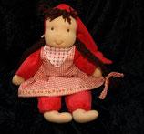 Käthe Kruse Schmusepuppe / Puppe  Schatzi
