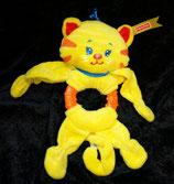 Fisher Price Katze Rassel Greifling  von 2000