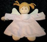 Sterntaler Schmusetuch  Puppe / Engel / Schutzengel rosa