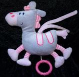 Topolino Spieluhr Pferd / Pony