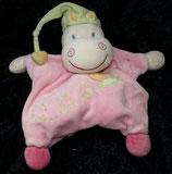 NATTOU / Jollymex Schmusetuch Nilpferd Hippo / Schmetterling