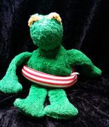 Käthe Kruse Frosch / Frog mit Schwimmring
