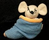 Sterntaler Schmusetier Maus in Mütze