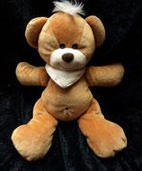 Althans Club Kuscheltier Teddy Floppy braun wie NEU