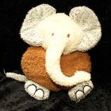 Babico Rassel Elefant  aus Frottee