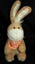 NICI Hase  Hoppel Bunny Rabbit Kaninchen Halstuch Möhre