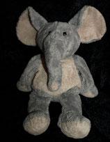Althans Club Kuscheltier sehr weicher Elefant