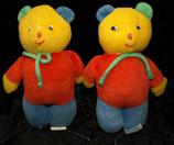 NUK Rassel Bär / Teddy Vintage