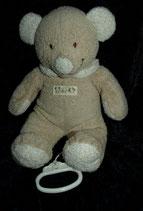 Nicotoy / Baby Club Spieluhr Bär / Teddy