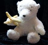 Lars der kleine Eisbär von Schmidt Spiele mit Banane