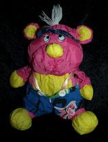 Knautschi / Puffalump  Teddy / Bär / Hund mit Hose RAR