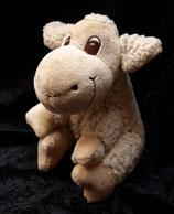 TCM Leo das Schaf / Lamm als Kuscheltier