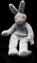 Die SPIEGELBURG Baby Glück Hase hellblau