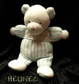 HEUNEC Baby Teddybär / Rassel   superweich