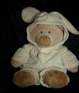 Nicotoy / Baby Club Bär / Teddy im Hasenanzug 35 cm