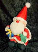 TCM / Tchibo Puffalum / Knautschi Weihnachtsmann