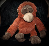 NICI XXL Orang Utang / Affe / Schimpanse 45 cm
