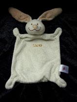 Baby Club  Schmusetuch Hase Babyplüsch beige RAR