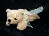 Nicotoy / Baby Club Liegender Teddy / Bär / Eisbär
