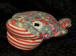 SIGIKID Greifling Frosch süß für Reborn / Frühchen 11 cm