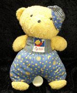 SIGIKID Starlight Bär  blau Spieluhr