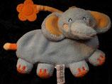 Bieco / Baby1one Schmusetuch Elefant