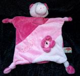 MAGOMORA Schmusetuch lovely Schwein / Sau / Pig