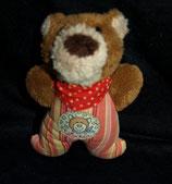 Sigikid Knoffel Bär / Teddy Rassel   14 cm