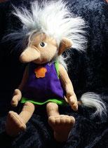 IKEA SAGOLEK Troll Zaubertroll Mädchen