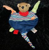 Sterntaler Schmusetuch Bär / Teddy Ben