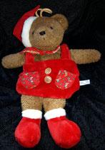 SPIEGELBURG Bär / Teddy / Teddybär Tasche Nikolaus / Weihnachten