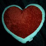 NICI Kissen Herz / Herzkissen 40 cm