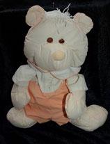 Knautschi / PuffalumpTeddy / Bär mit Anzug  RAR
