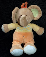 Nicotoy / Baby Club Schmuse Elefant orange