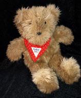 Oshkosh B'gosh Teddy aus USA mit Halstuch