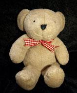 Nicotoy / Baby Club Teddy / Bär mit Vichy Schleife