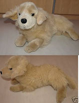 Althans Kuscheltier Hund Golden Retriever 40 cm
