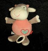 Babydream / ROSSMANN Spieluhr Kuh rosa Herz