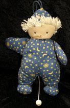 SIGIKID Spieluhr Starlight Sonne, Mond & Sterne Puppe