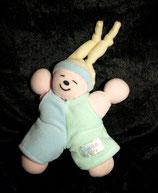 SIMBA  kleine Puppe /  Wichtel / Zwerg rosa mit Anzug
