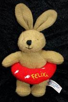 SPIEGELBURG Hase Felix? mit Schwimmreifen