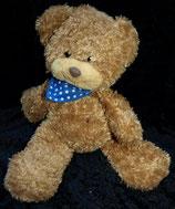 Althans Club Kuscheltier Teddy Floppy braun
